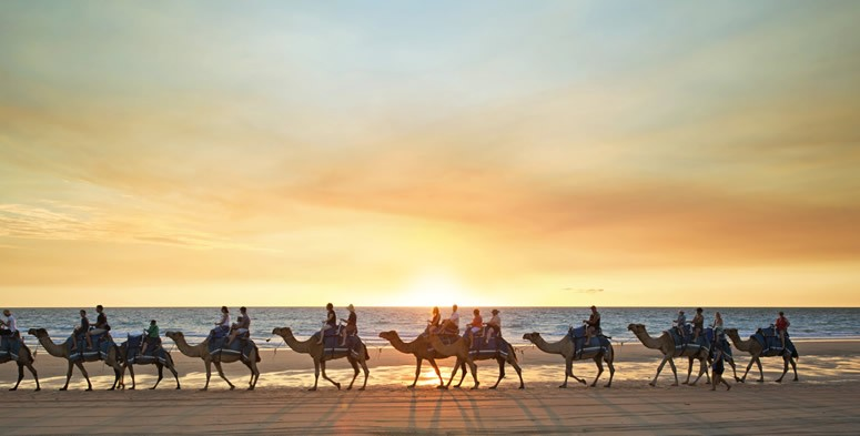 Cable Beach, Broome, Australia's North West, Western Australia