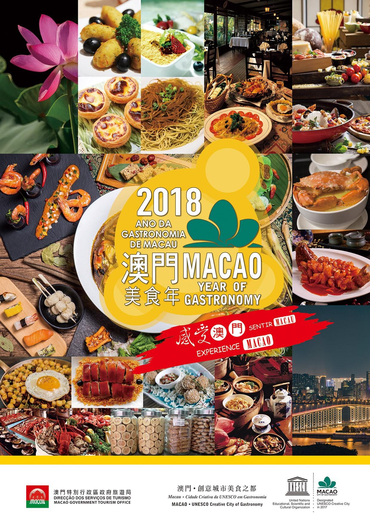 "Macao Designated as ""UNESCO Creative City of Gastronomy"""