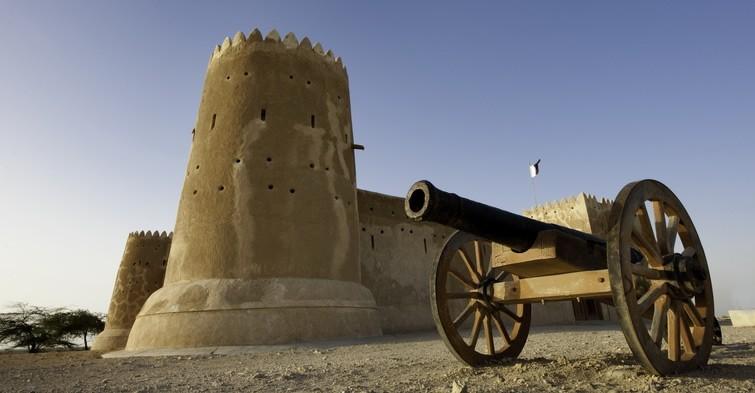 Qatar - Al Zubarah Fort
