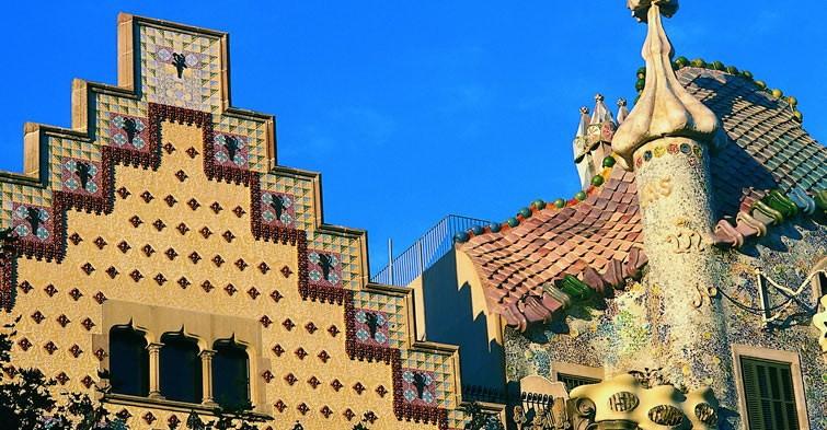 Spain - Barcelona Casa Ametler