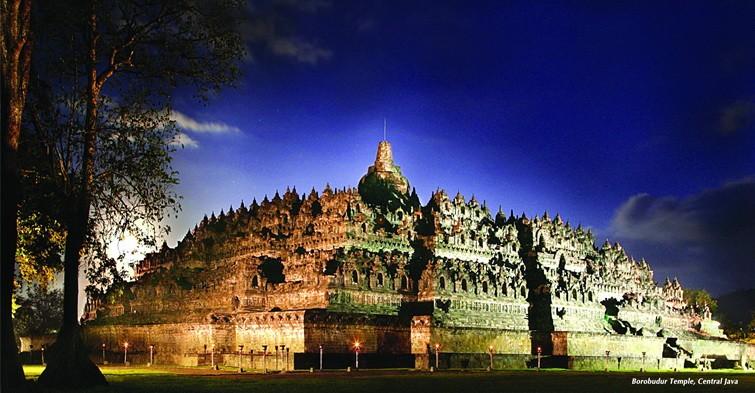 Indonesia - Borobudur Temple - Central Java