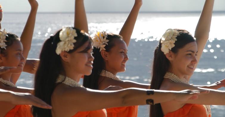 Guam - Dancers