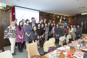 ANTOR Christmas Party Ended in Fun and Laughter [Dec 2017]