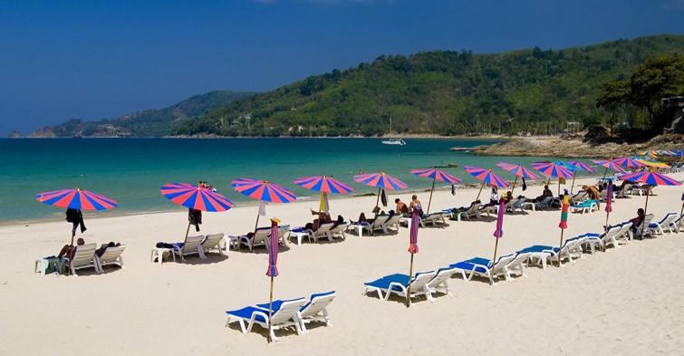 Thailand - Hat Pathong, Phuket