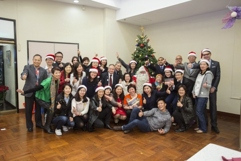 Christmas Party 2014 Highlights [Dec 2014]