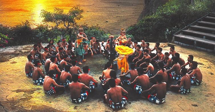 Indonesia - Kecak Dance - Bali