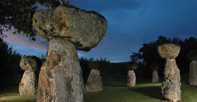 Guam - Latte Stone