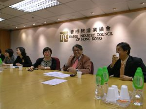 HK Travel Industry Council visit