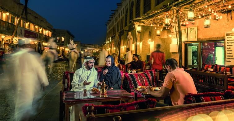 Qatar - Souq Waqif
