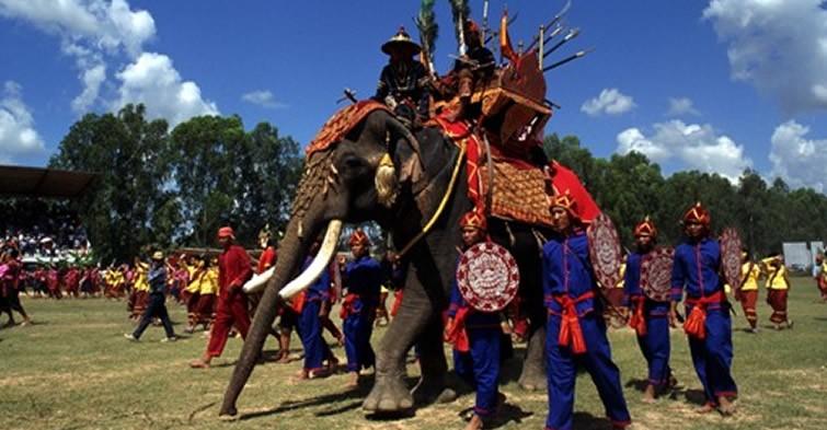 Thailand - Surin Elephant Roundup Surin