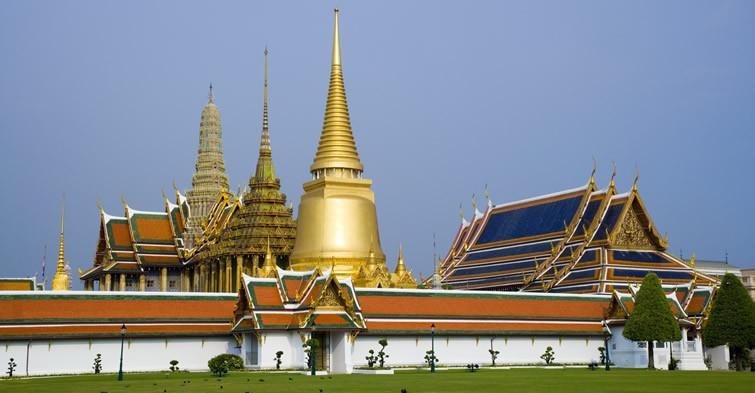 Thailand - Wat Phra Kaeo, Bangkok
