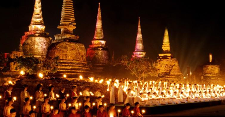 Thailand - World Heritage Fair, Phra Nakhon Si Ayutthaya