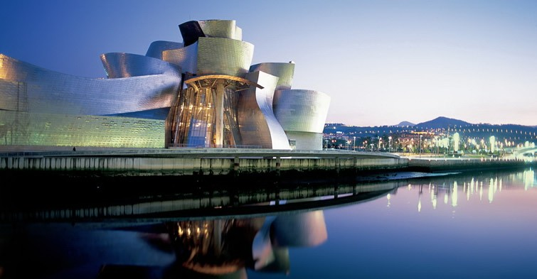 Spain - Bilbao - Guggenheim Museum
