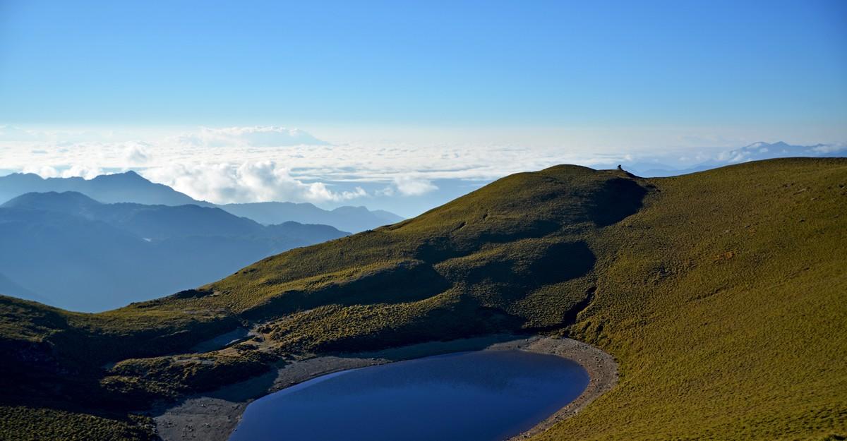 Taiwan - 嘉明湖