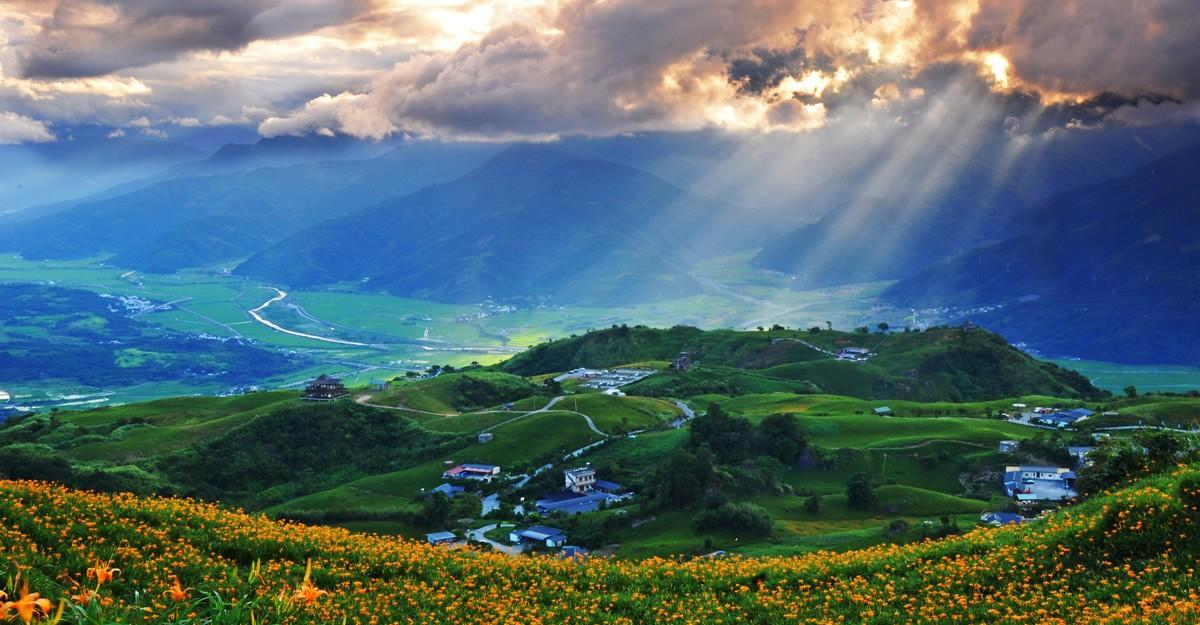 Taiwan - 花蓮六十石山