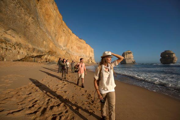 Australia- 12 Apostles Lodge Walk, Great Ocean Road