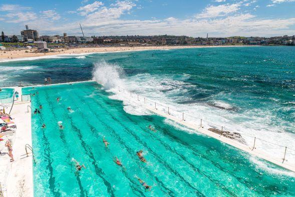 Australia- Bondi Icebergs Pool, Sydney.1