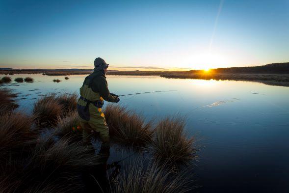 Australia- Thousand Lakes Lodge, Tasmania.1