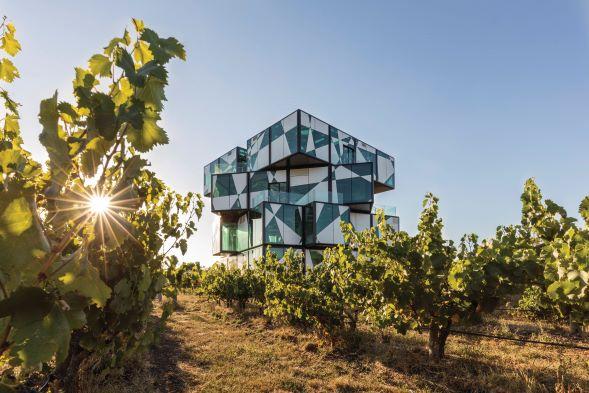 Australia- d Arenberg Winery, McLaren Vale, SA.1