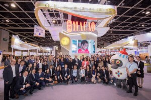 The 33rd Hong Kong International Travel Expo (13-16 Jun 2019)